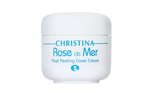 Rose de Mer Post Peeling Cover Cream